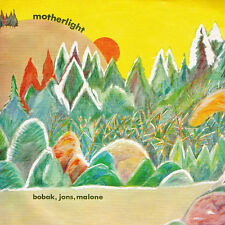 BOBAK, JONS, MALONE - Motherlight. New CD + sealed