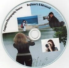 Basic Student Photography Course Cd & More photo items!
