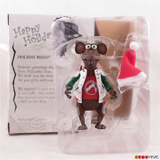 Muppets Holiday Rizzo the Rat in red shirt - 2003 Palisades Toy Collectors Club