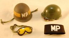 DiD Bryan WW2 2nd Armored Division Military Police Gear Lot 1/6 scale