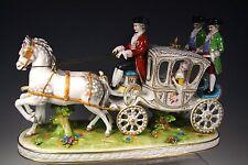 LARGE Porcelain Figurine