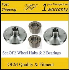 Rear Wheel Hub & Bearing Kit For BMW 318 325 328 320 323 i ci is (PAIR)