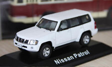 J-collection 1/43 Nissan PATROL Die Cast Model White