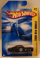 Hot Wheels 2008 Kmart Exclusive New Models Ford Mustang Fastback '67 Flat Black