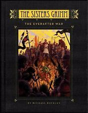 The Everafter War (The Sisters Grimm, Book 7) Buckley, Michael