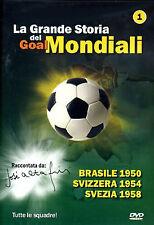 Mondiali di Calcio Vol. 1 ( 1950 - 1954 - 1958 ) di J.Altafini e G.P.Ormezzano