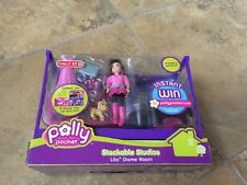 Polly Pocket Stackable Studios Lila Game Room Brand New
