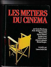 Les Métiers du Cinéma-Morriconr, Annaud,Vitti,Pollack,Leone...Technique, Trucs..