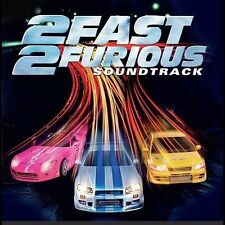 2 Fast 2 Furious [Clean] [Edited] by Original Soundtrack (CD, May-2003, Def Jam…