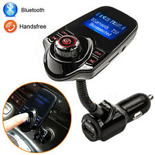 Bluetooth A2DP Auto Kit Hände frei MP3 Player FM Transmitter Modulator USB LCD