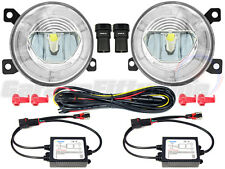 Volkswagen Amarok LED DRL Front Fog Light Kit Golf GTI Scirocco UP Jetta Citigo