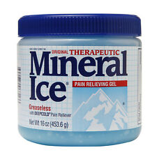 Mineral Ice Pain Relieving Gel 16 oz