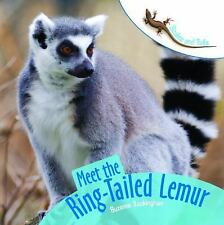 Meet the Ring-Tailed Lemur (Scales and Tails)