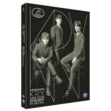Korea Music Super Junior K.R.Y. - Asia Tour [PHONOGRAPH] in Seoul (DVDMU305)