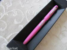 PINK RIBBON Breast Cancer Awareness Fisher Space Pen-full sized pen in gift box