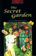 The Secret Garden (Oxford Bookworms Library)-ExLibrary