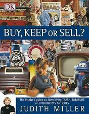 (Good)-Buy, Keep or Sell? (Hardcover)-Mark Hill, Judith Miller-1405305959