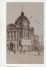 Wood Green Library WW1 Army Recruiting Office London 1914 RP Postcard 269b