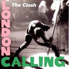 THE CLASH LONDON CALLING 180 GRAM 2 X LP NEW REMASTERED PUNK JOE STRUMMER