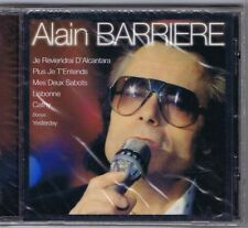 CD NEUF ALAIN BARRIERE CONCERTS MUSICORAMA EXTRAITS INEDITS