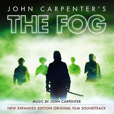 The Fog - 2 x CD Complete Score - Limited Edition - John Carpenter