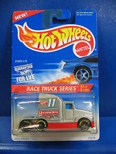 1996 Hot Wheels Ford LTL Kenworth SEMI RACE TRUCK SERIES