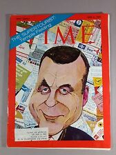 Collectible Time Magazine The Super tourist: Temple Fielding June 6,1969