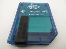 CARTE MÉMOIRE MAGICGATE 8MB - SONY PLAYSTATION 2 - MEMORY CARD MAD CATZ PS2