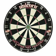 UNICORN ECLIPSE TRAINER HD DARTBOARD PROFESSIONAL LEVEL.HIGH DEFINITION