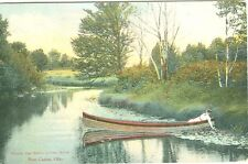 Canton, OH Where the Water lillies Grow 1911