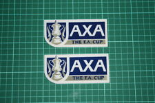 FA CUP FINAL AXA BADGE 1999-2002