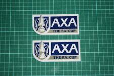 FA CUP FINAL AXA BADGE 1999-2002
