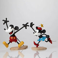 WDAC Walt Disney Archives Collection MICKEY & MINNIE Color Maquette Figurine