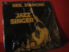 "MFSL 1-071 NEIL DIAMOND "" JAZZ SINGER ""(FIRST-JAPANPRESSING-SERIES/STILL SEALED)"