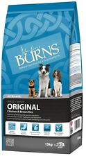 Burns Original Chicken and Brown Rice 15kg Hypo-allergenic Dog Food
