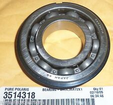 POLARIS PURE OEM NOS ATV SNOWMOBILE BALL BEARING 35X72X1 3514318