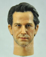 "1/6 scale Head Sculpt Headplay  Kevin Costner Fit 12"" Figure Hot Toys"