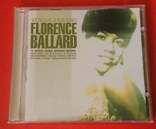 RARE SUPERB OUT OF PRINT CD ALBUM FLORENCE BALLARD THE SUPREME ACCA DIANA ROSS &