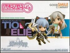 Legend of Heroes Ao no Kiseki Nendoroid Petit Figure x2 Tio Elie Game Kawai F/S