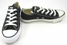 Converse Shoes Chuck Taylor Ox All Star Black/White Sneakers Womens 5.5 EUR 36