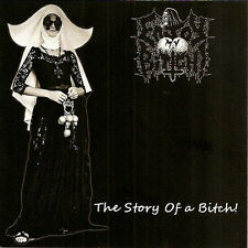 ENJOY MY BITCH The Story of a Bitch CD COCK AND BALL TORTURE INTERNAL SUFFERING