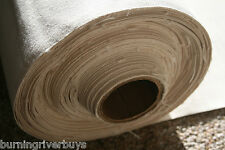 """Natural Canvas 100% Cotton 8 oz 72"""" Wide x 125 Yard Roll, Artists, & All Purpose"""