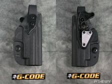 NEW G-CODE XST RTI SIG P226 w/ RAIL MK25 LEVEL II RETENTION BLACK HOLSTER
