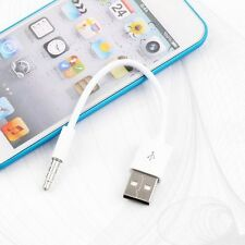 USB Charger Data Sync Cable Lead for Apple iPod Shuffle 7th 6th 5th 4th 3rd LXT