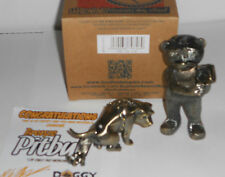 Bad Taste Bears Bronze Pitbull  Sammlerstück Neu in Box
