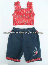 73% OFF! AUTH STARTING OVER BABY  2-PC TOP PANTS SET 0-3 MONTHS US$ 12.5+
