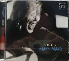 "* STOCKFISCH - SFR357.6025 - ""SARA K."" - WATER FALLS - CD - 2002 - AUDIOPHIL *"