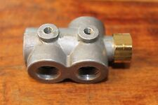 1966 1967 Lincoln Convertible REBUILT Hydraulic Check Valve REFUND FOR YOUR CORE