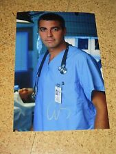 Sexy GEORGE CLOONEY Originalautogramm GROSSFOTO! ER Emergency Room