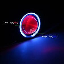 New listing Blue Halo Angel Red Demon Eye For Ducati Street Fighter S 2009-2013